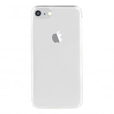 xqisit Coque iPlate Glossy Transparent Apple iPhone 7