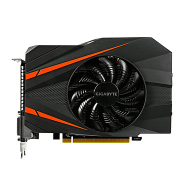 Opiniones sobre Gigabyte GeForce GTX 1060 Mini ITX OC 3G