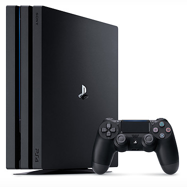 Sony PlayStation 4 Pro (1 To) Noir