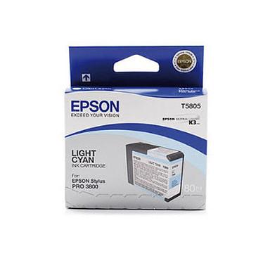 Epson T5805 Epson T5805 - Cartucho de tinta cian claro