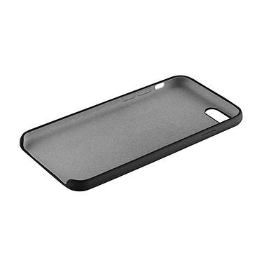 Avis xqisit Coque iPlate Gimone Overmold Noir Apple iPhone 7