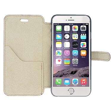 Acheter Akashi Etui Folio Cuir Italien Marron Foncé iPhone 7