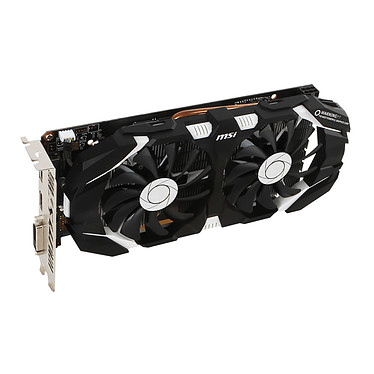 Acheter MSI GeForce GTX 1060 6GT OCV1