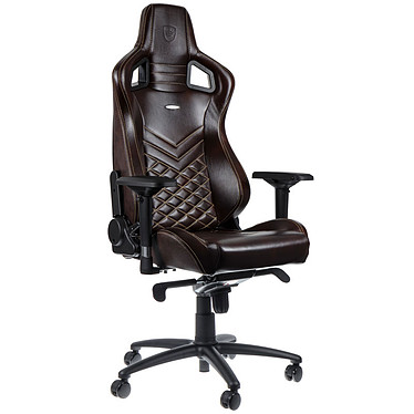 Noblechairs Epic Cuir (marron/beige)