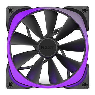 Opiniones sobre NZXT Aer RGB 140 mm Paquete triple