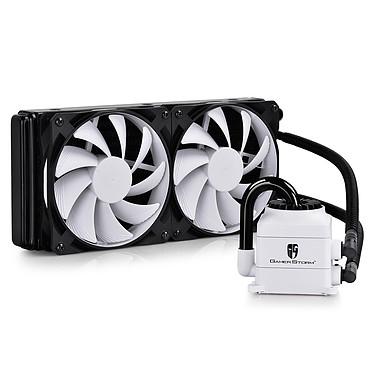 Gamer Storm Captain 240 (Blanc) Kit de refroidissement liquide (watercooling) pour processeur