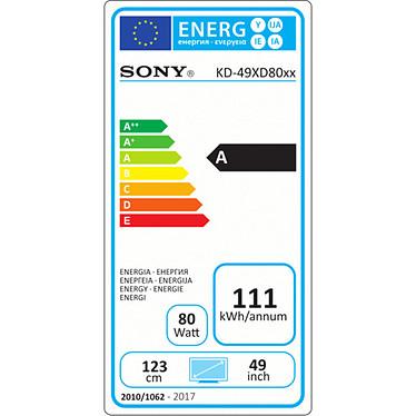 Sony KD-49XD8005 pas cher