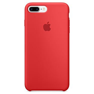 Acheter Apple Coque en silicone Rouge Apple iPhone 7 Plus