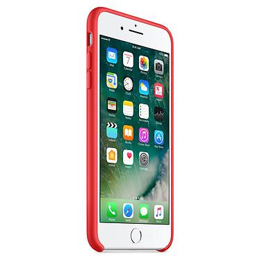Avis Apple Coque en silicone Rouge Apple iPhone 7 Plus