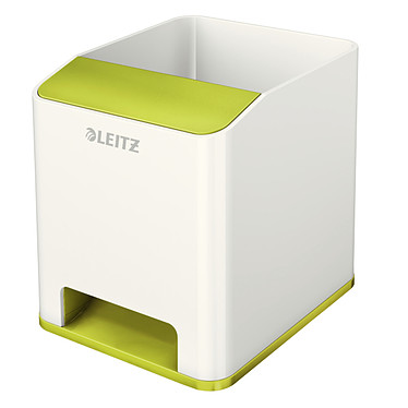 Leitz WOW Dual Pot à crayons Vert