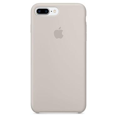 Acheter Apple Coque en silicone Gris sable Apple iPhone 7 Plus