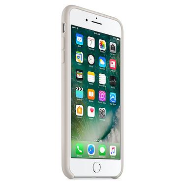 Avis Apple Coque en silicone Gris sable Apple iPhone 7 Plus