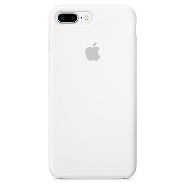 Acheter Apple Coque en silicone Blanc Apple iPhone 7 Plus