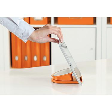 Leitz support de bureau pour tablette (orange) pas cher