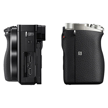 Avis Sony Alpha 6000 + Objectifs 16-50 mm & 55-210 mm Noir