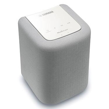 Yamaha MusicCast WX-010 Blanc Enceinte sans fil multiroom Wi-Fi et Bluetooth avec MusicCast
