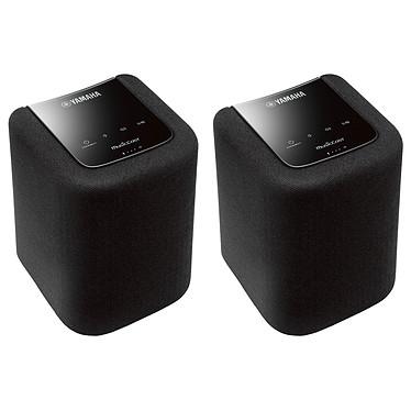 Yamaha MusicCast Twin WX-010 Noir