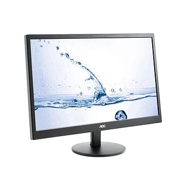 "AOC 23.6"" LED - m2470Swh 1920 x 1080 pixels - 5 ms - Format large 16/9 - HDMI/VGA - Noir"