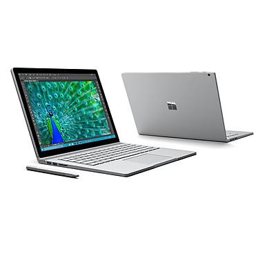 Avis Microsoft Surface Book i7-6600U - 8 Go - 256 Go - GeForce 940M