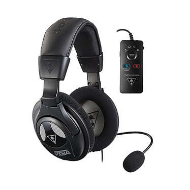 Turtle Beach PX24 Casque-micro universel pour gamer (PC, Xbox One, PS4 et appareils mobiles)