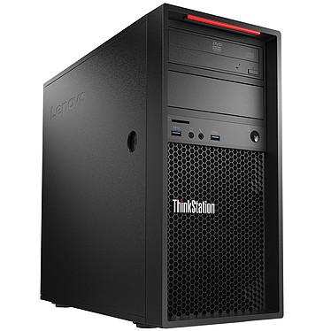 Lenovo ThinkStation P410 Tour (30B3003AFR) · Occasion Intel Xeon E5-1630 v4 32 Go SSD 256 Go + HDD 1 To NVIDIA Quadro M4000 Graveur DVD Windows 7 Professionnel 64 bits + Windows 10 Professionnel 64 bits - sans écran - Article utilisé, garantie 6 mois