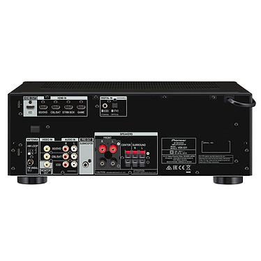 Avis Pioneer VSX-531B + JBL Cinema 610