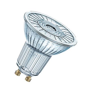 OSRAM Ampoule LED Star spot GU10 4.3W (50W) A+ Ampoule LED spot culot GU10 4.3W (50W) 2700K Blanc Chaud