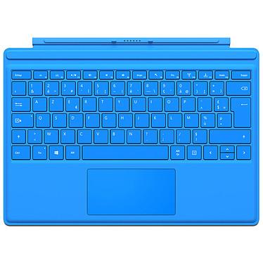 Microsoft Type Cover Surface Pro 4 Bleu vif