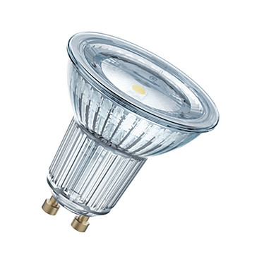 OSRAM LED Bombilla de luz de carretera GU10 4.3W (50W) 120° A+ 4.3W (50W) GU10 4.3W (50W) Bombilla de luz LED 2700K 120° Warm White