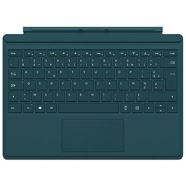 Microsoft Type Cover Surface Pro 4 Bleu sarcelle