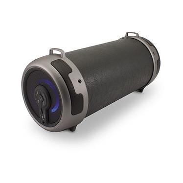 Caliber HPG518BTL Haut-parleur tube Bluetooth portatif avec batterie intégrée