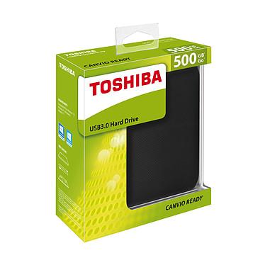 Toshiba Canvio Ready 500 Go Noir pas cher