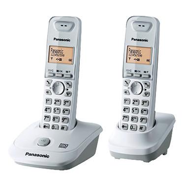 Panasonic KX-TG2522FR Duo Blanc