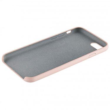 Acheter xqisit Coque iPlate Gimone Overmold Beige Apple iPhone 7