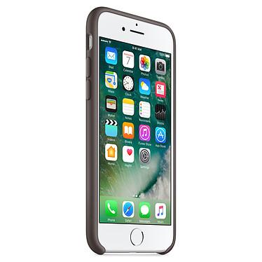 Avis Apple Coque en silicone Cacao Apple iPhone 7