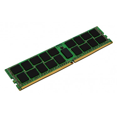 Kingston ValueRAM 32 Go DDR4 2400 MHz ECC REG CL17 DR X4  RAM DDR4 PC4-19200 - KVR24R17D4/32MA (10 años de garantía Kingston)