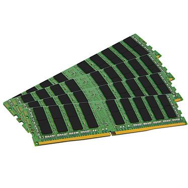Kingston ValueRAM 128 Go (4 x 32 Go) DDR4 2400 MHz ECC CL17 QR X4