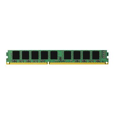 Kingston ValueRAM 8 Go DDR4 2400 MHz CL17 ECC Registered SR X4 VLP RAM DDR4 PC4-19200 - KVR24R17S4L/8MB (garantie 10 ans par Kingston)