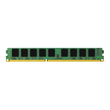 Kingston ValueRAM 16 Go DDR4 2400 MHz CL17 ECC Registered SR X4 VLP RAM DDR4 PC4-19200 - KVR24R17S4S4L/16MA (10 años de garantía Kingston)