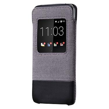 BlackBerry Smart Pocket Gris/Noir DTEK50 Etui pour BlackBerry DTEK50