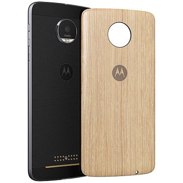 Motorola Mods Coque Bois OAK Moto Z/Z Play