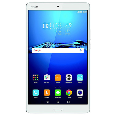 "Huawei MediaPad M3 8"" Argent LTE"