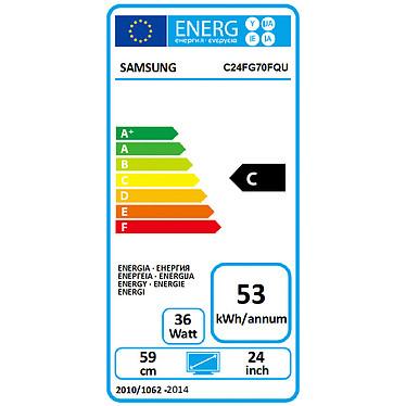 """Samsung 24"""" LED - C24FG70 pas cher"""