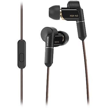 Sony XBA-N3AP  Auriculares intraauriculares de alta resolución para audio