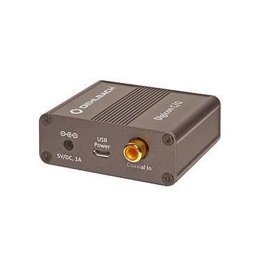 Oehlbach Digicon C/O Convertidor de audio digital coaxial/óptico
