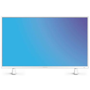"Thomson 40FA3113 Blanc Téléviseur LED Full HD 40"" (102 cm) 16/9 - 1920 x 1080 pixels - TNT et Câble HD - HDTV 1080p - 100 Hz"