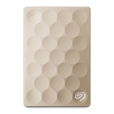 Avis Seagate Backup Plus Ultra Slim 1 To Or (USB 3.0)