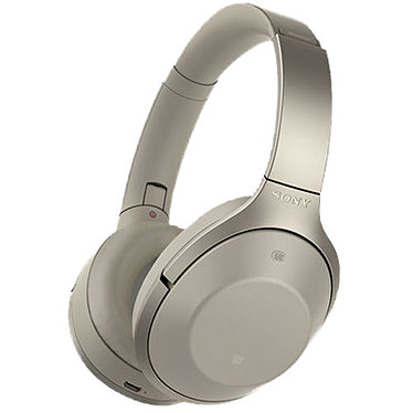 Sony MDR-1000X Crème