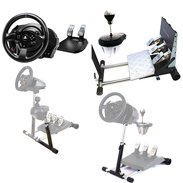 Thrustmaster T300 RS Sim Racing Pack