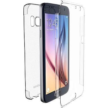 X-Doria Coque de protection defense 360° transparent Samsung Galaxy S7 Coque de protection intégrale pour Samsung Galaxy S7